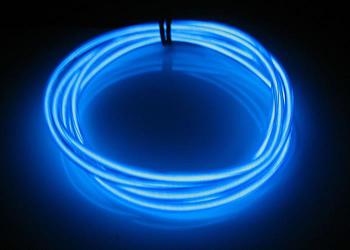 画像1: 有機ELライン 青色 1M